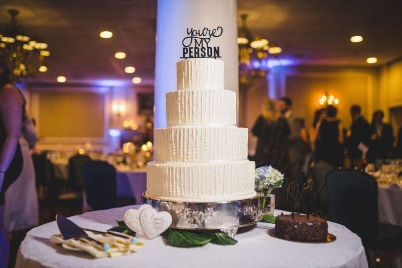 Cakes by Tavistock.