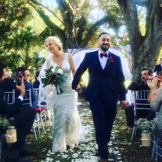 Wedding Day Love