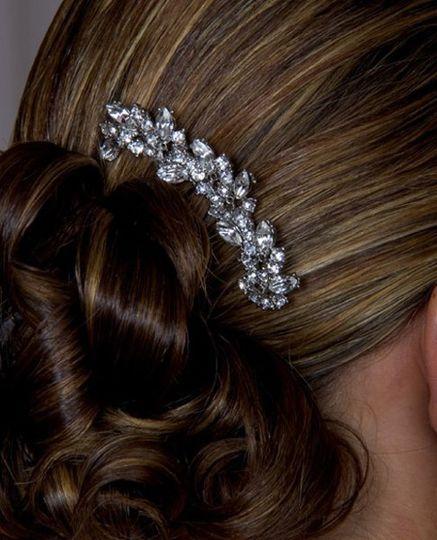 Carmen Hair Jewelry
