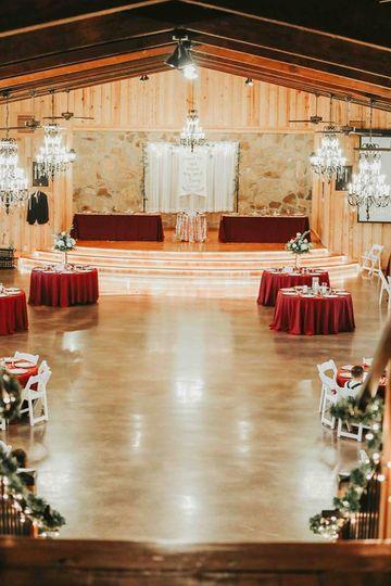 Inside Westwood Hall