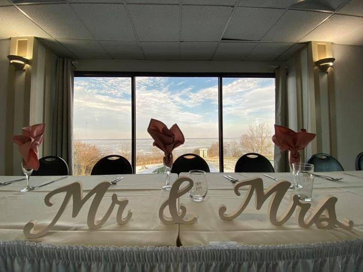 Indoor reception venue