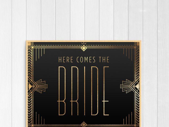 Tmx 1456329065810 Bride Tulsa wedding invitation