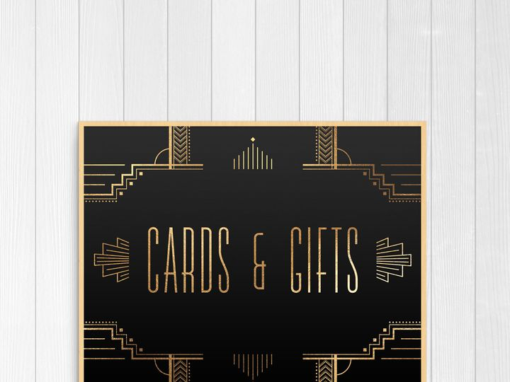 Tmx 1456329077325 Cardsandgifts Tulsa wedding invitation