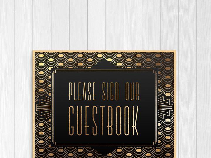 Tmx 1456329100735 Guestbook Tulsa wedding invitation