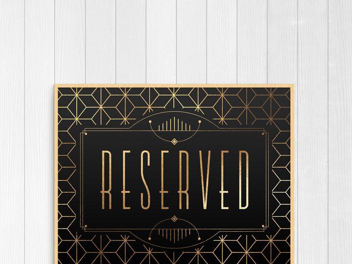 Tmx 1456329352439 Reserved Tulsa wedding invitation