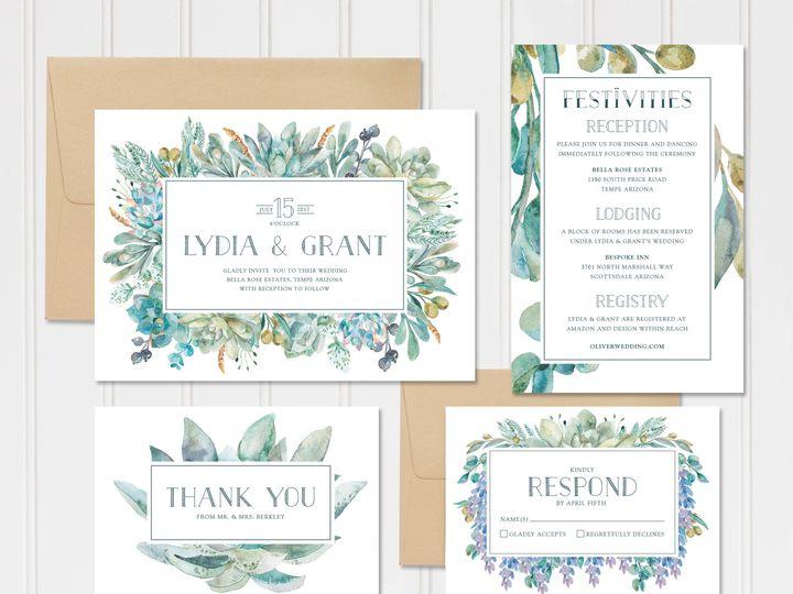 Tmx 1456329879990 Invitation1 Tulsa wedding invitation
