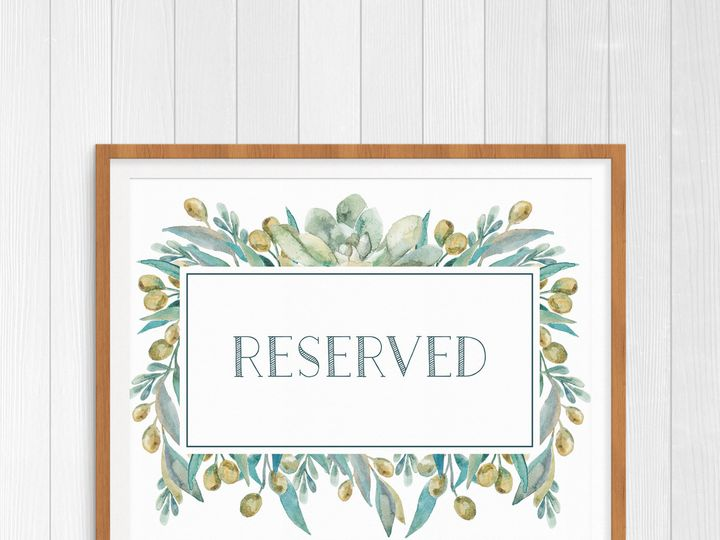 Tmx 1456330022136 Reservedwhite Tulsa wedding invitation