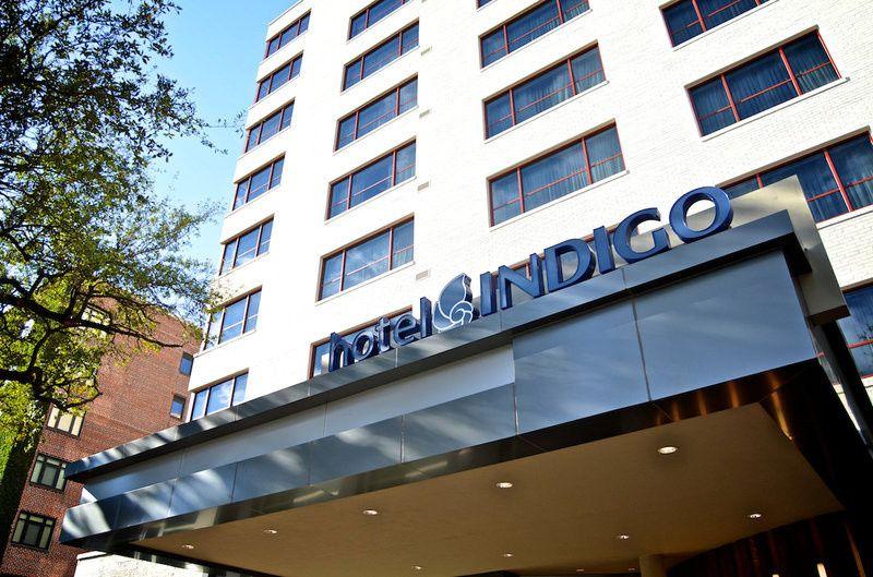 hotel indigo outside