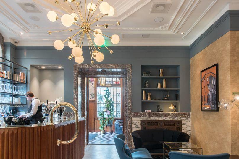 Hotel Indigo New Orleans Garden District interior view