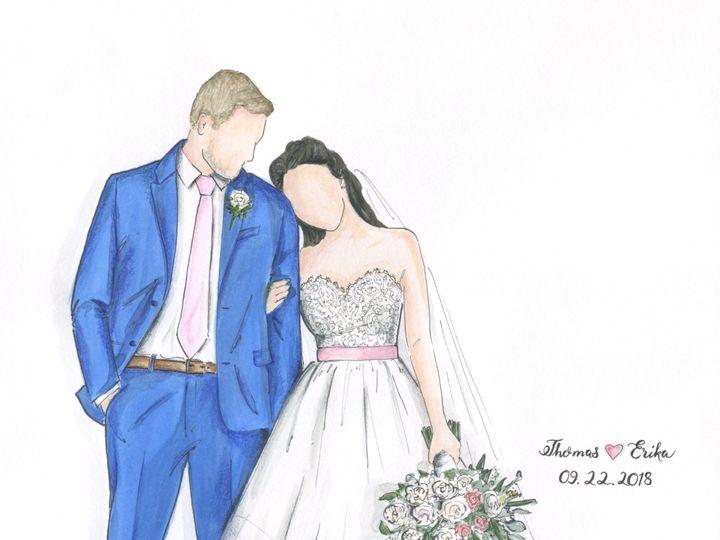 Tmx Tomas Erika Finished 51 193141 1570636800 Morrisville, Pennsylvania wedding dress