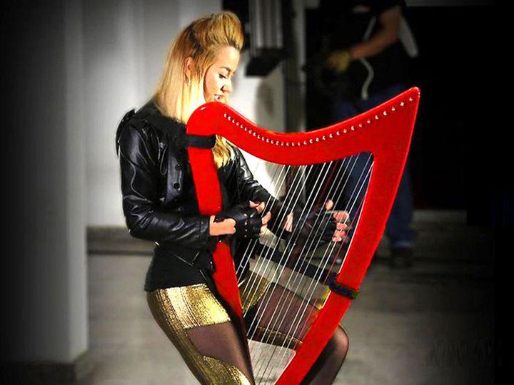Tmx Kiki Bello Electric Harp 51 1885141 1571162478 Ontario, CA wedding ceremonymusic