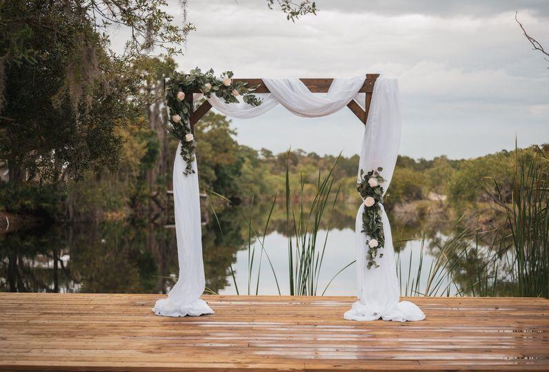 Ceremony Dock