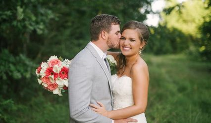 The wedding of Nick and Kelsey