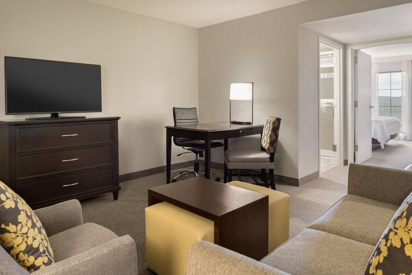 Spacious Parlor of our Guest Suites