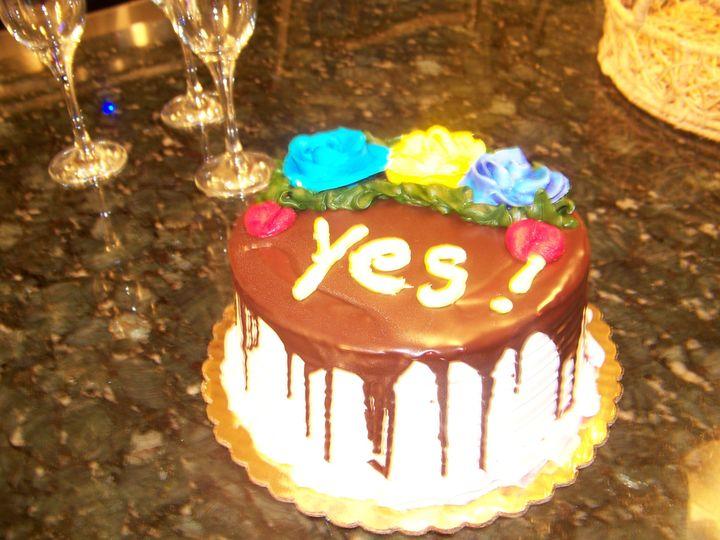 Yes cake