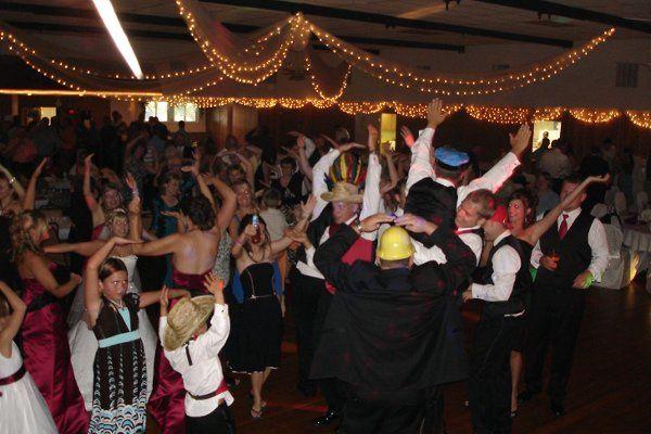 YMCA Hat Dance