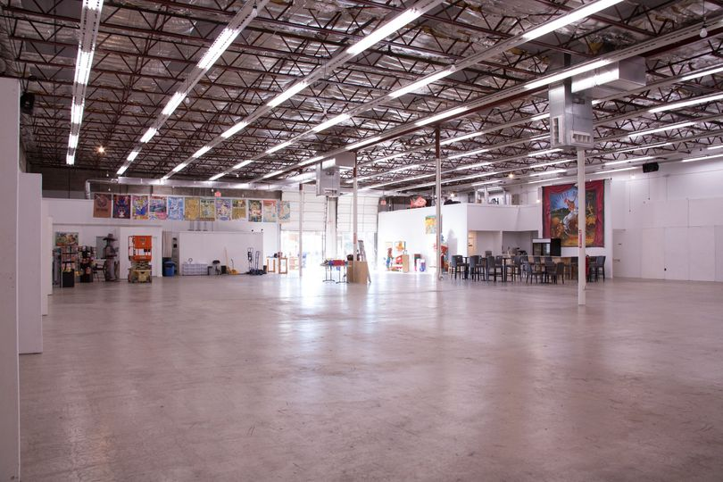 LARGE OPEN SPACE IS A BLANK SLATE FOR YOUR EVENT