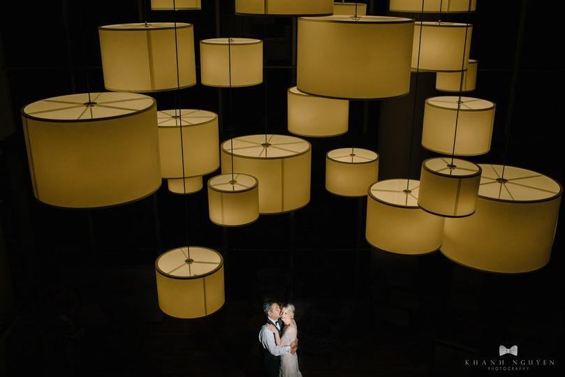 bride groom in atrium 51 418141