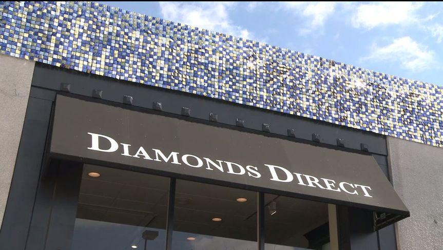 134433f1ff9b2599 Diamonds Direct Jewelry Store Minneapolis Sparkle Wall