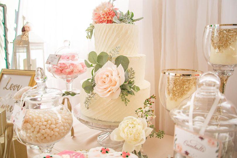 Romantic table