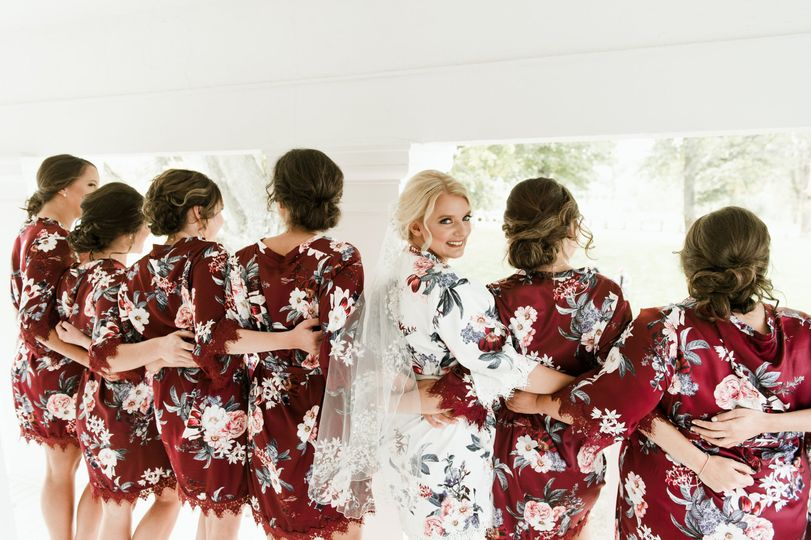 Bridal party | Jean Smith Photo