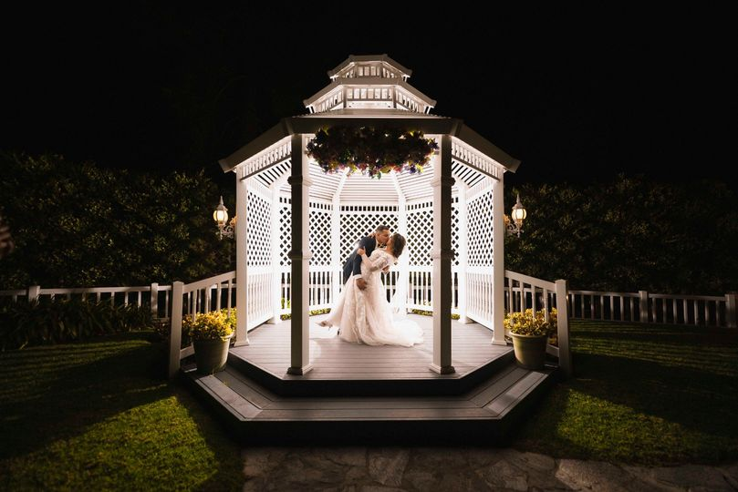 Garden Room Wedding