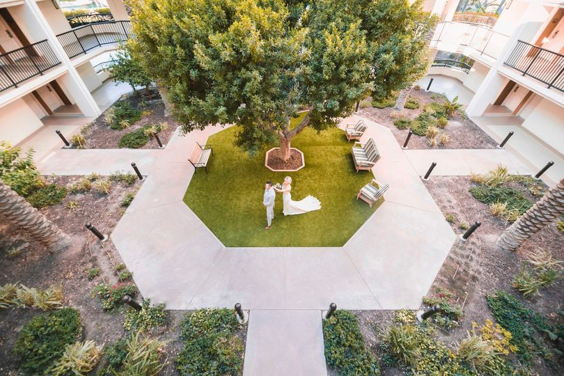 Palm Desert Marriott Wedding