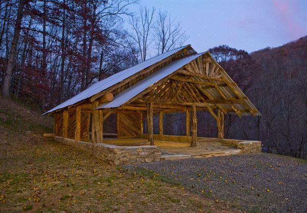 Chapel at Barn at Paint Fork