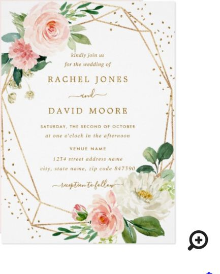 Help with invitations