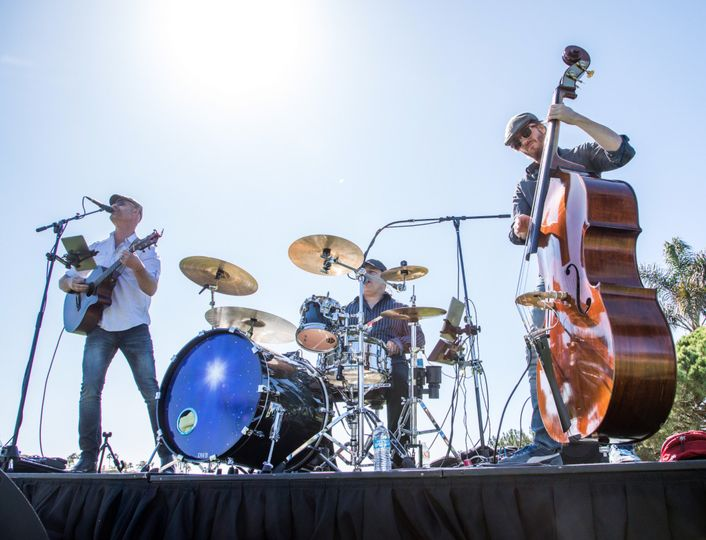 Acoustic trio at monarch beach