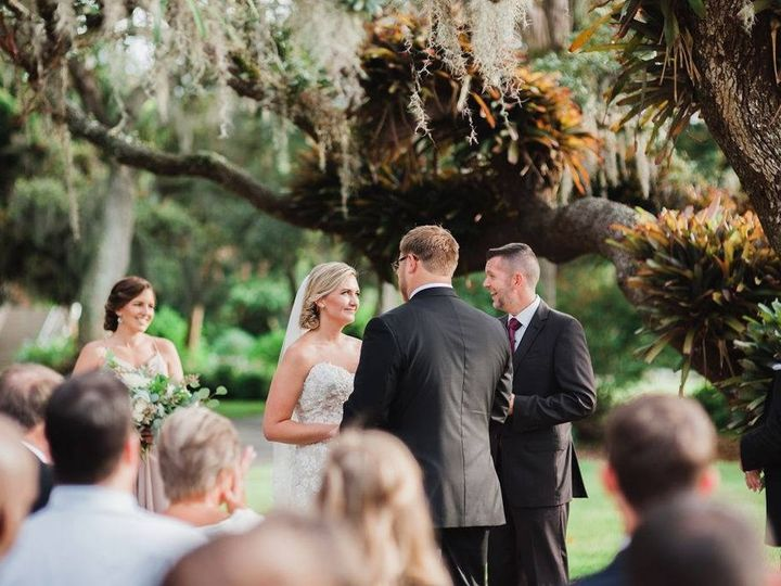 Tmx 02e829f0 A7bf 40c1 8d1a F66c6dcd328d 1 51 661241 1562860405 Brandon, FL wedding officiant