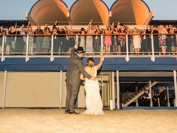 Tmx 1448053519249 Malibuwestbeachclubwedding 5 Malibu, CA wedding venue