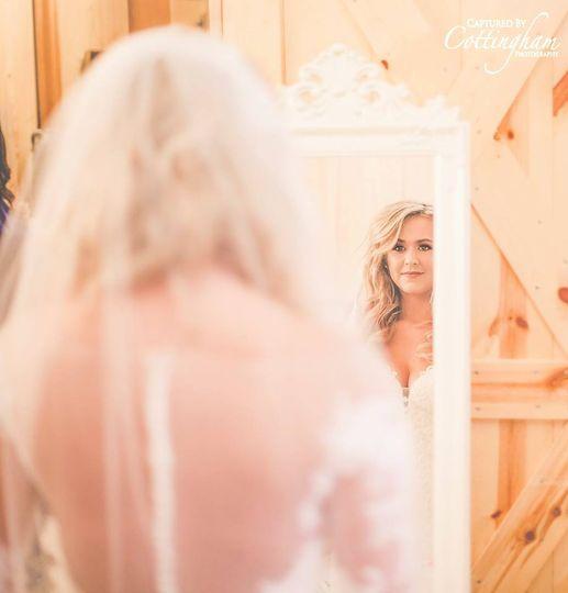 The Bridal Cottage Bride