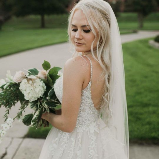 Bridal Cottage Bride