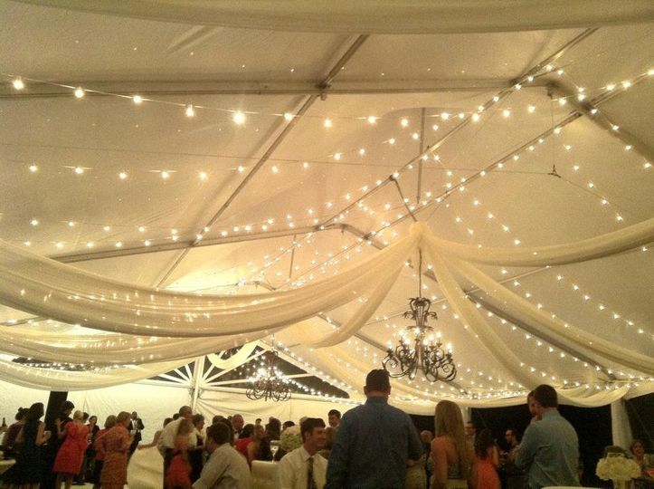 The wedding lights