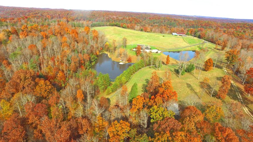 50 secluded acres