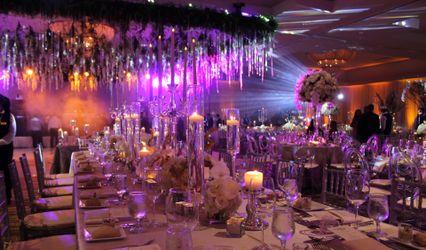 Jungle Island Bloom Ballroom