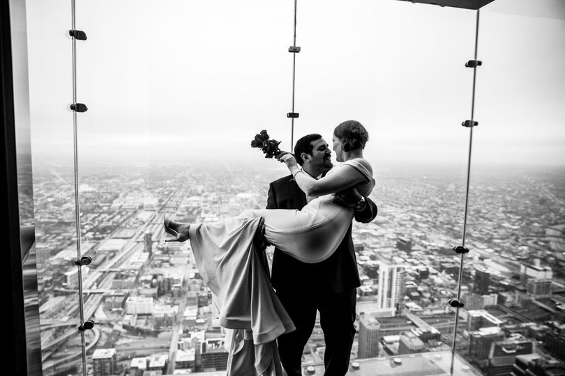 Skydeck in love