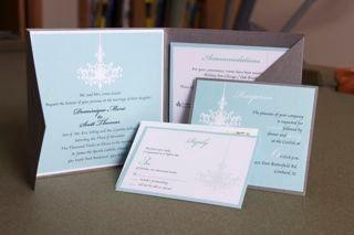 Tmx 1352767858481 IMG1601 Glen Ellyn wedding invitation