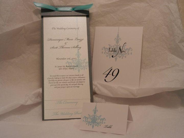 Tmx 1358170328169 2012121219.48.34 Glen Ellyn wedding invitation