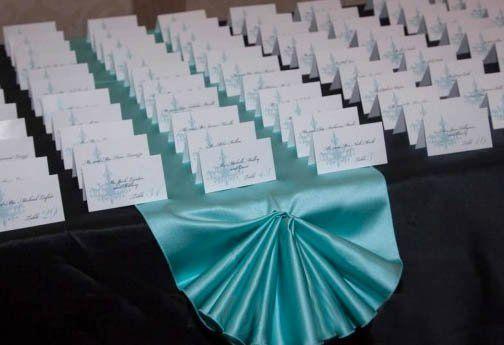 Tmx 1358170576940 TiffanyBluePlaceSetting2 Glen Ellyn wedding invitation