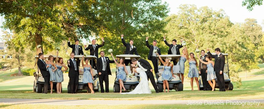 Jet off in our golf carts to capture some picture perfect fun!