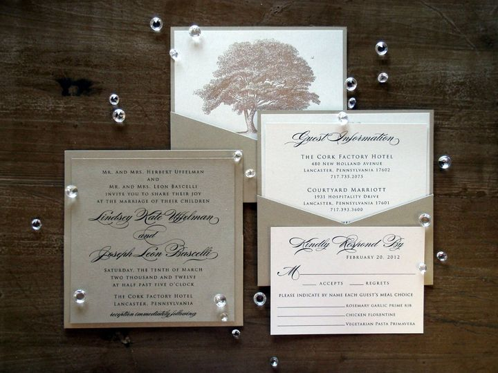 Tmx 1353385581573 Autumn York, Pennsylvania wedding invitation