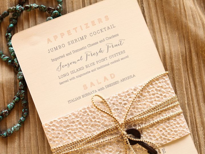 Tmx 1414097309273 Img0610 Melissa York, Pennsylvania wedding invitation