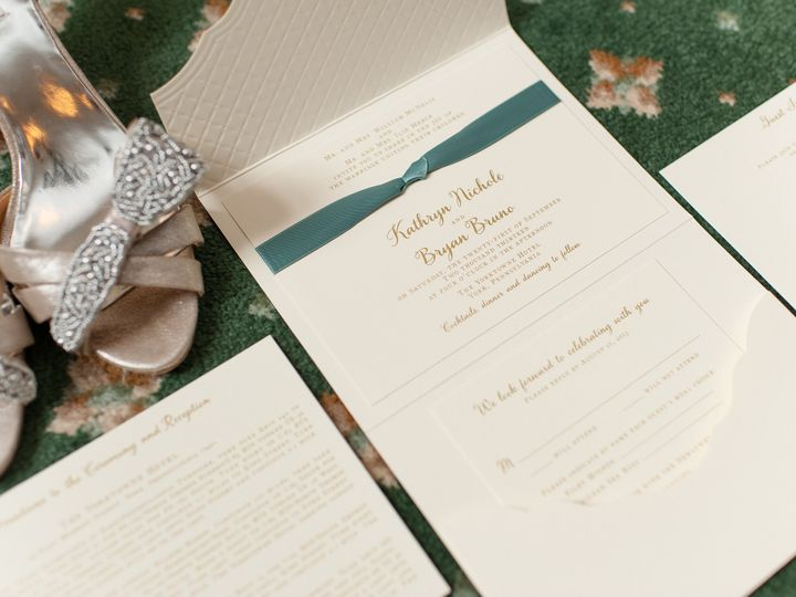 Tmx 1451581516113 Katiebryan York, Pennsylvania wedding invitation