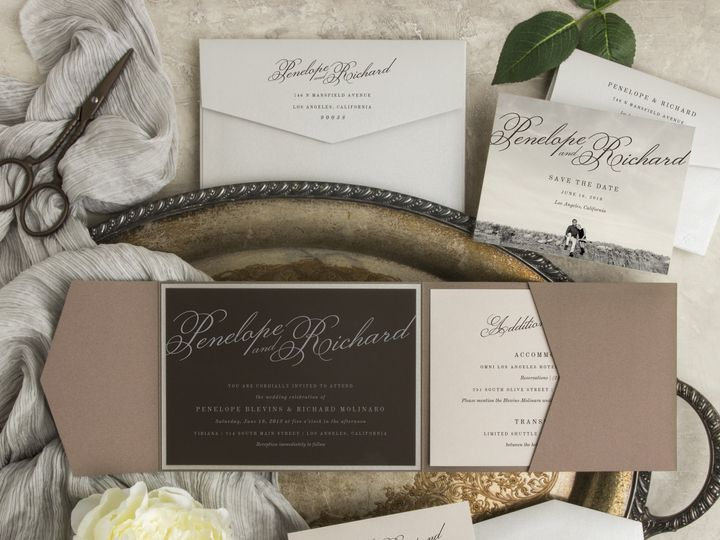 Tmx 1504269652553 Bignight York, Pennsylvania wedding invitation