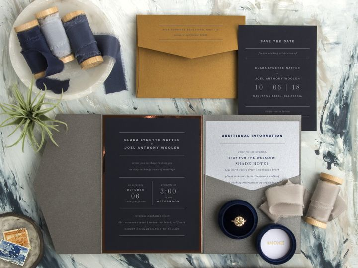 Tmx 1504270328203 Younglove York, Pennsylvania wedding invitation