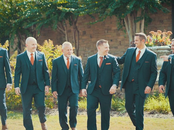 Tmx Wedding 14 51 1885241 1572624182 Charlotte, NC wedding videography