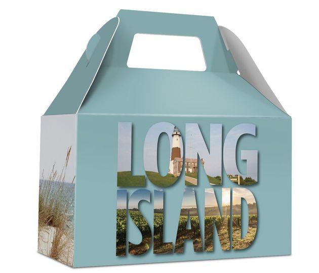 Long Island NY Gift Box
