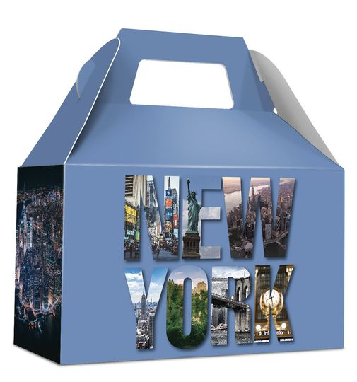 New York Welcome Gift Box